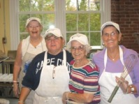 Kitchen Volunteers