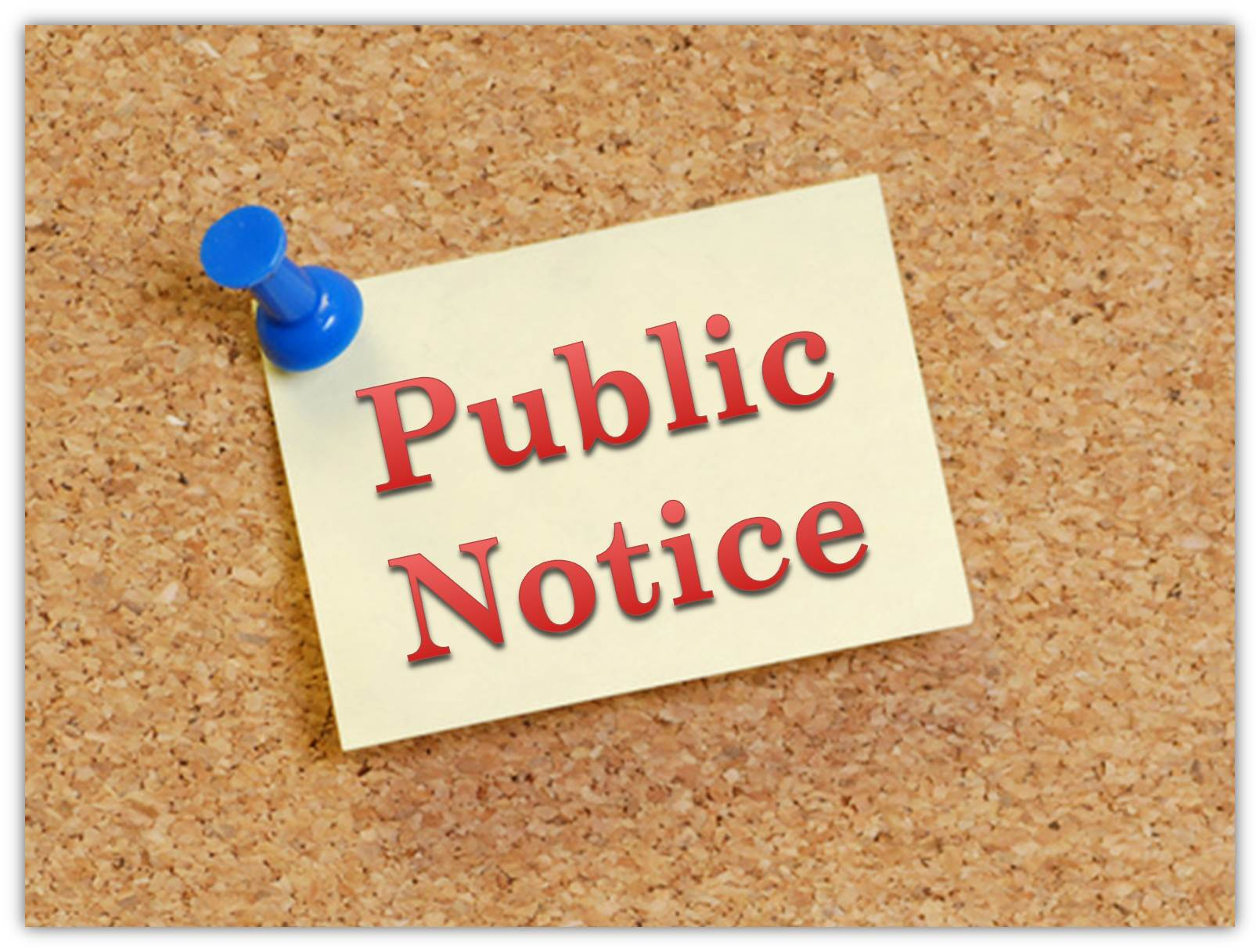 Image result for Public notice