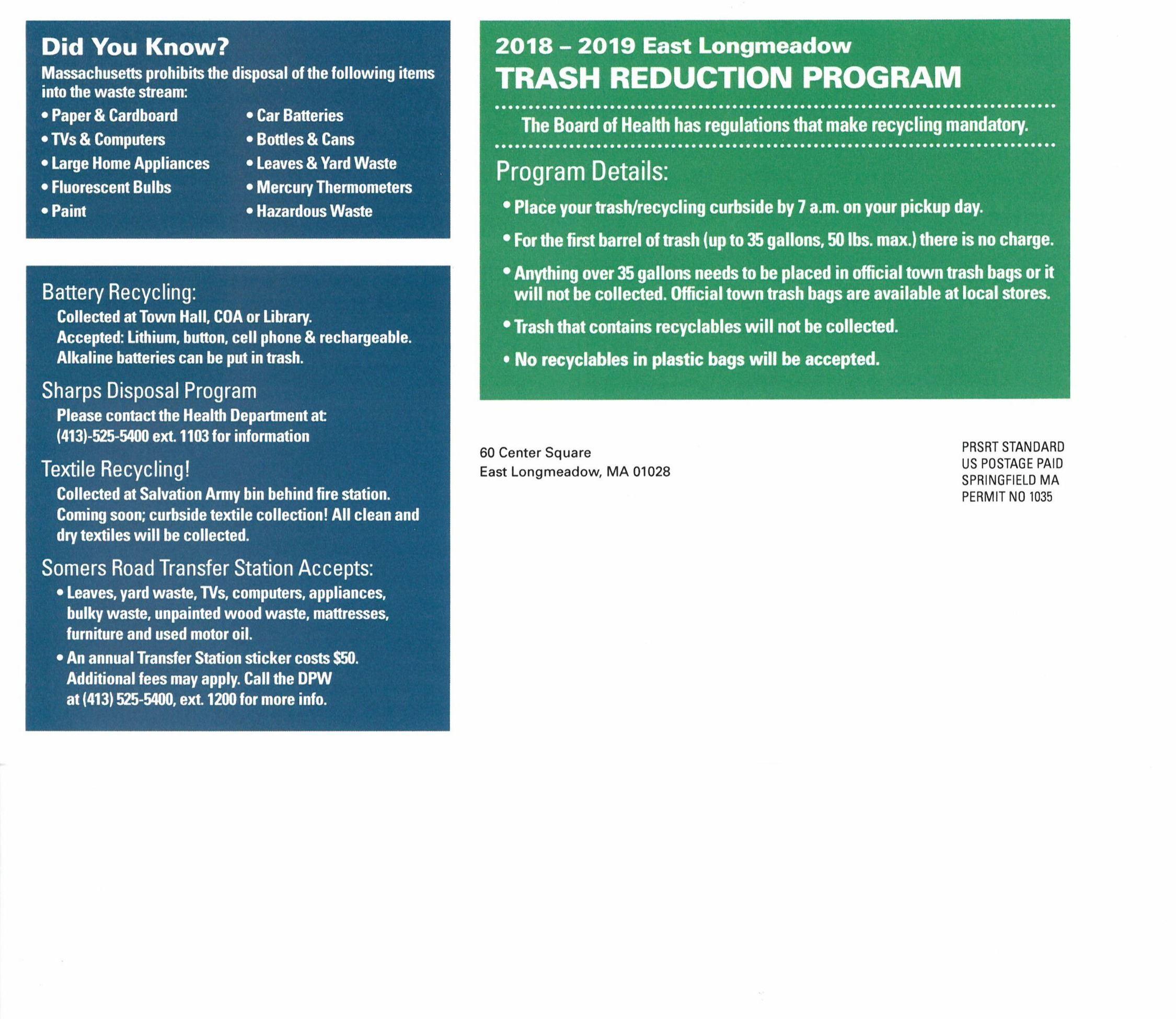 Mass Pay Info Site: East Longmeadow, MA - Official Website
