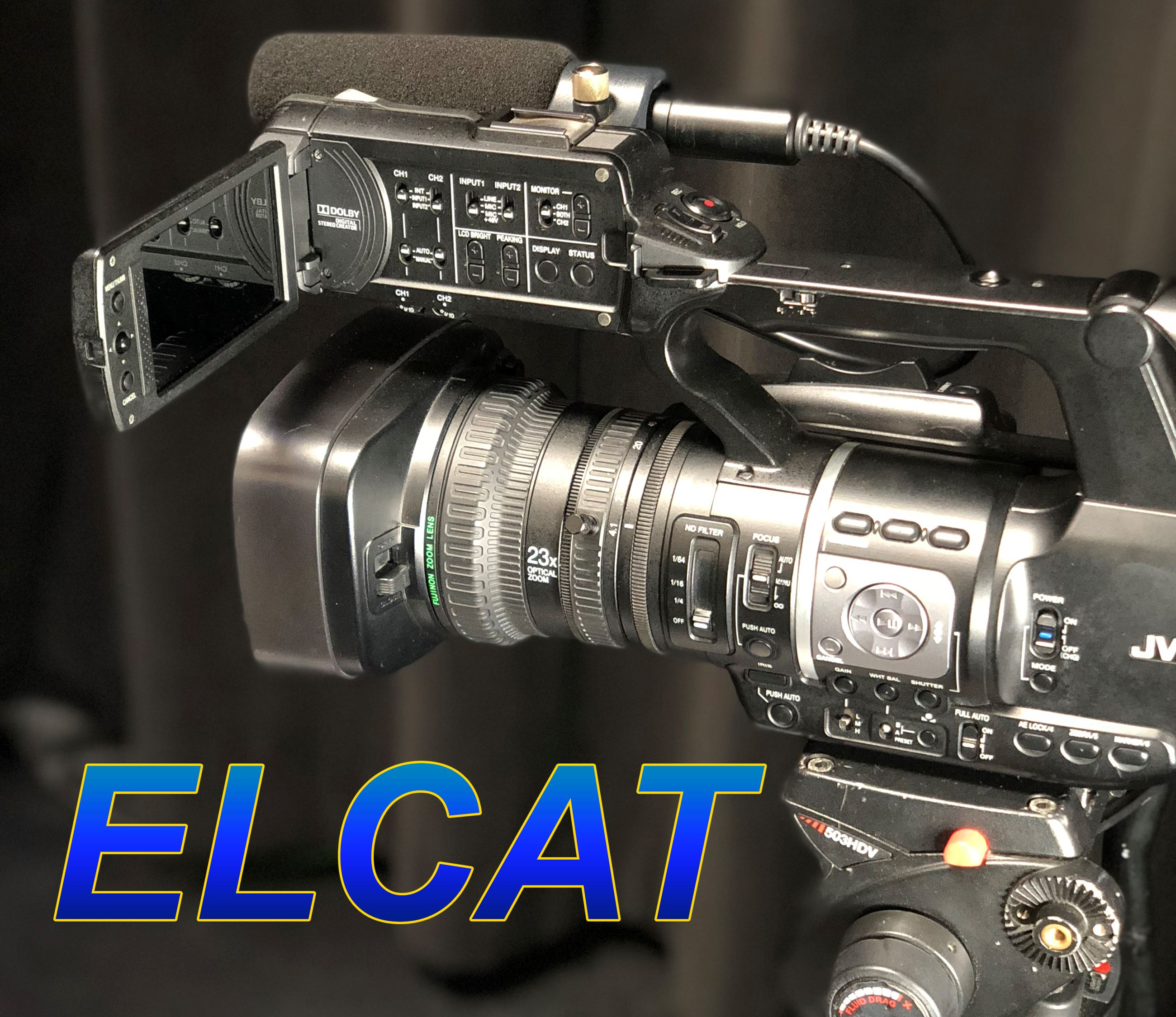 camera with elcat