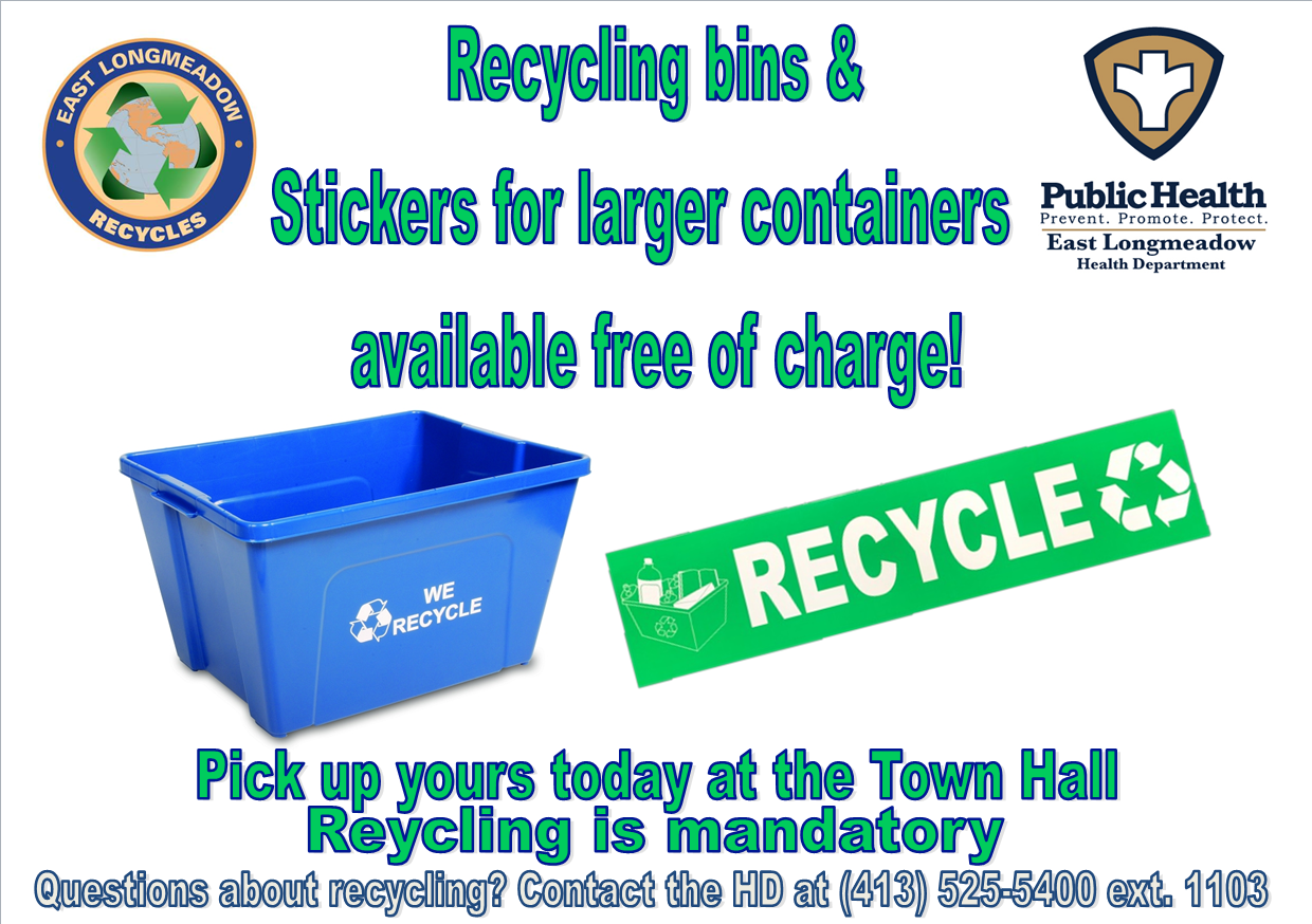 Recycling Bins Reminder