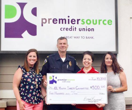 Premiersource Credit Union Donation