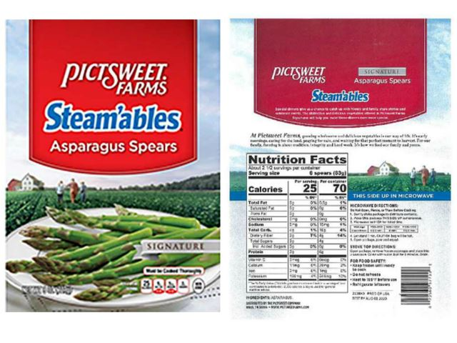 PictSweet Farms Asparagus