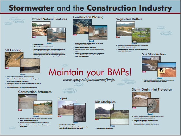 Stormwater and the Construction Industry_B