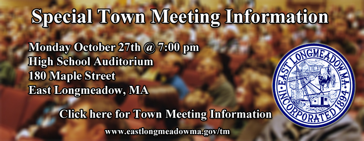 2014 Special Town Meeting