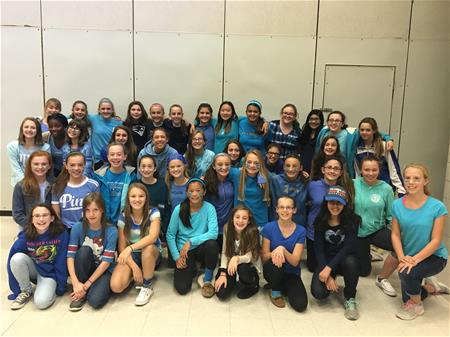 BPMS, Dress in Blue to Unite Against Bullying