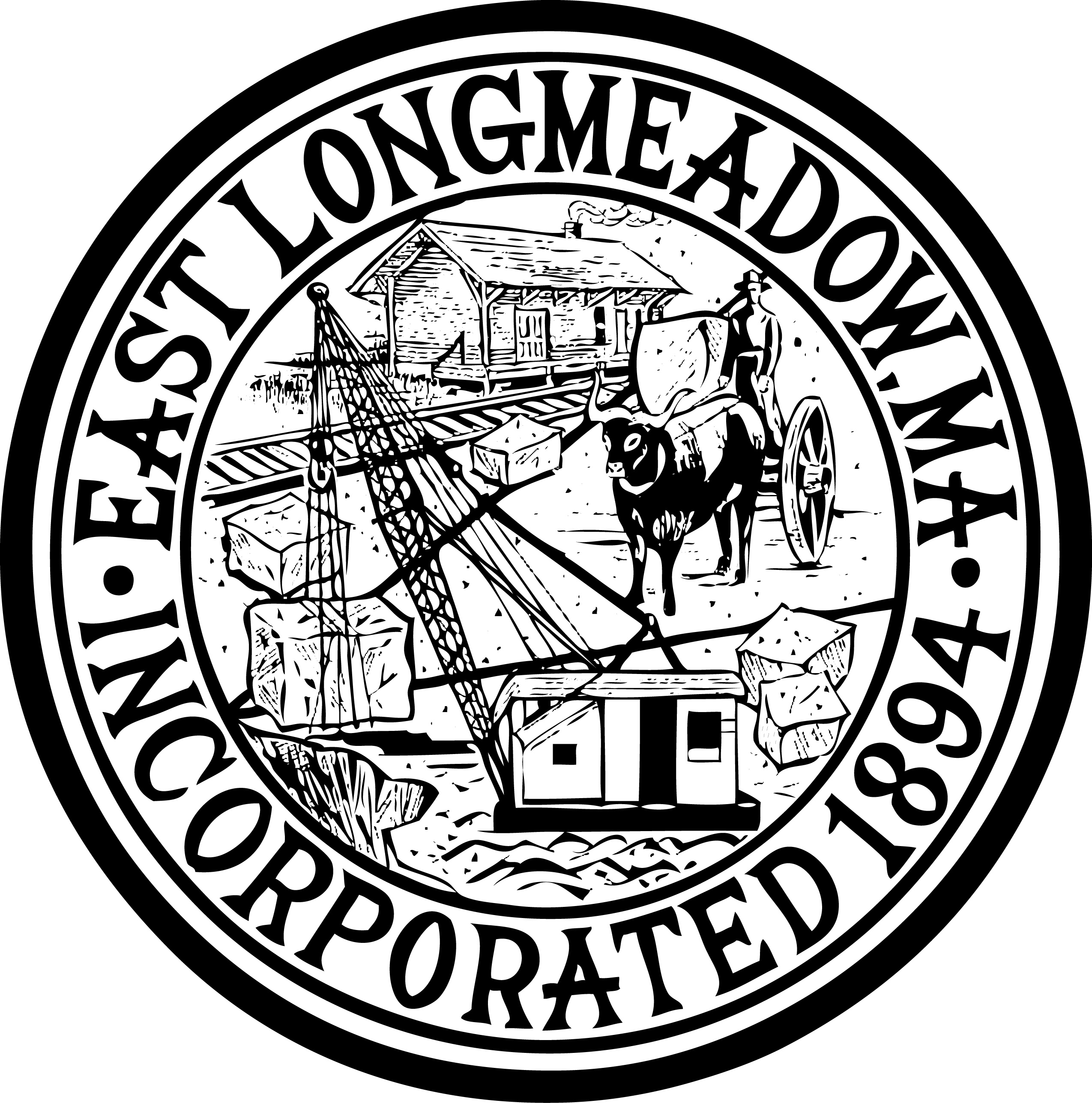 East Longmeadow Seal